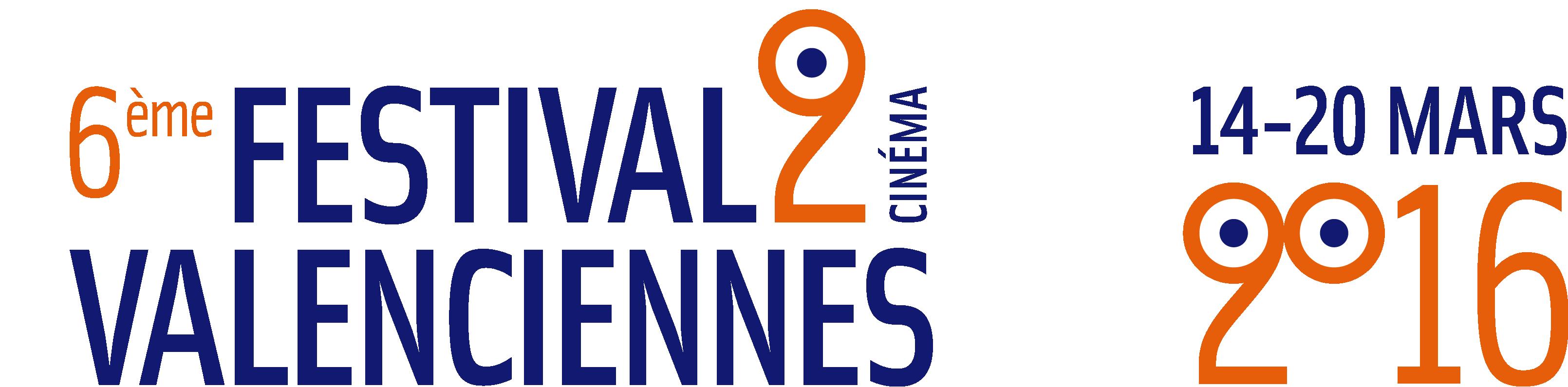 6ème festival de cinéma de Valenciennes, 14-20 mars 2016